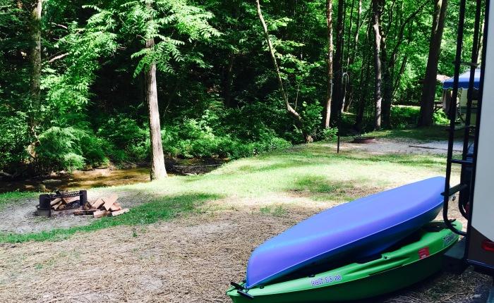 Whittleton Campground