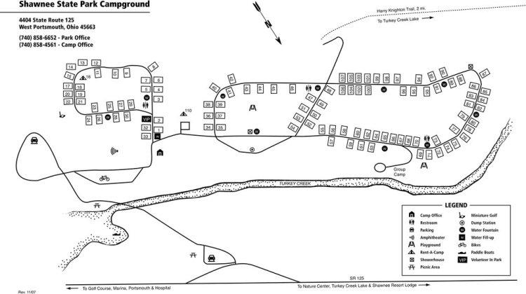 shawneecampgroundmap