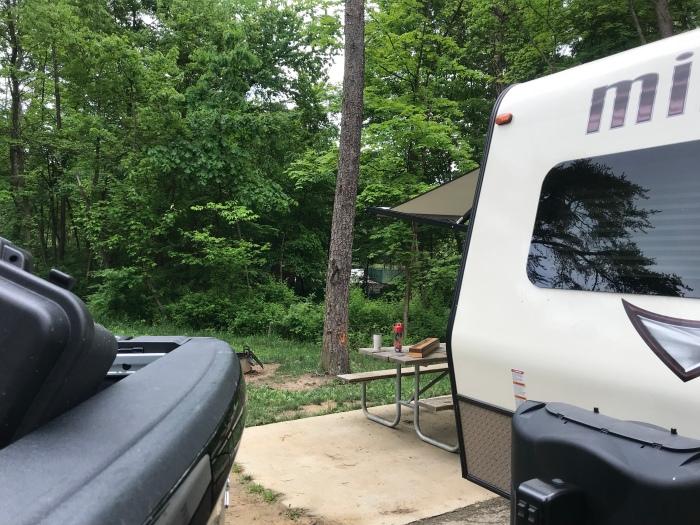 Hocking Hills Campground 2