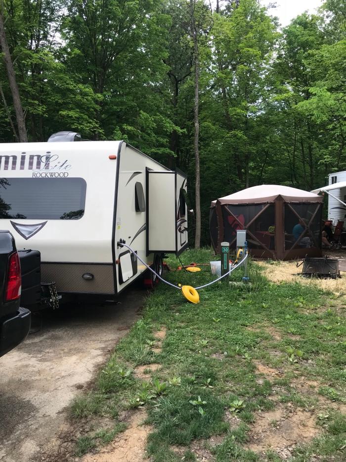 Hocking Hills Campground