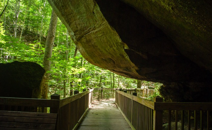 Rock House Trail