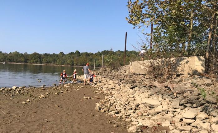 East Fork Lake StatePark